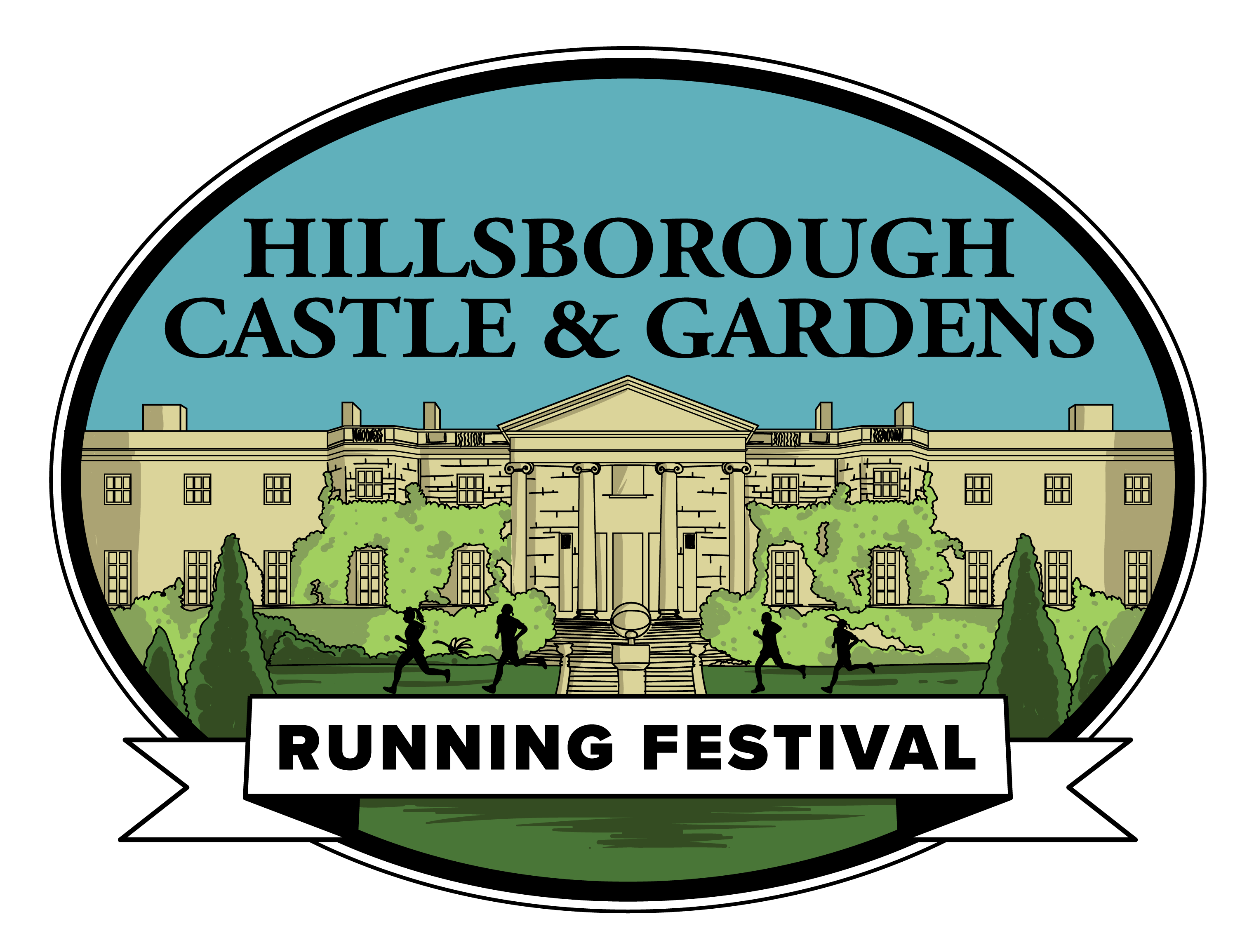 Hillsborough Castle Running Festival
